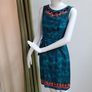 NWT Nanette Lepore Silk Dress